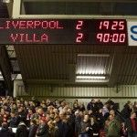 Liverpool Fans React To Draw With Aston Villa