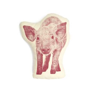 Fauna Piglet Pillow S now featured on Fab.