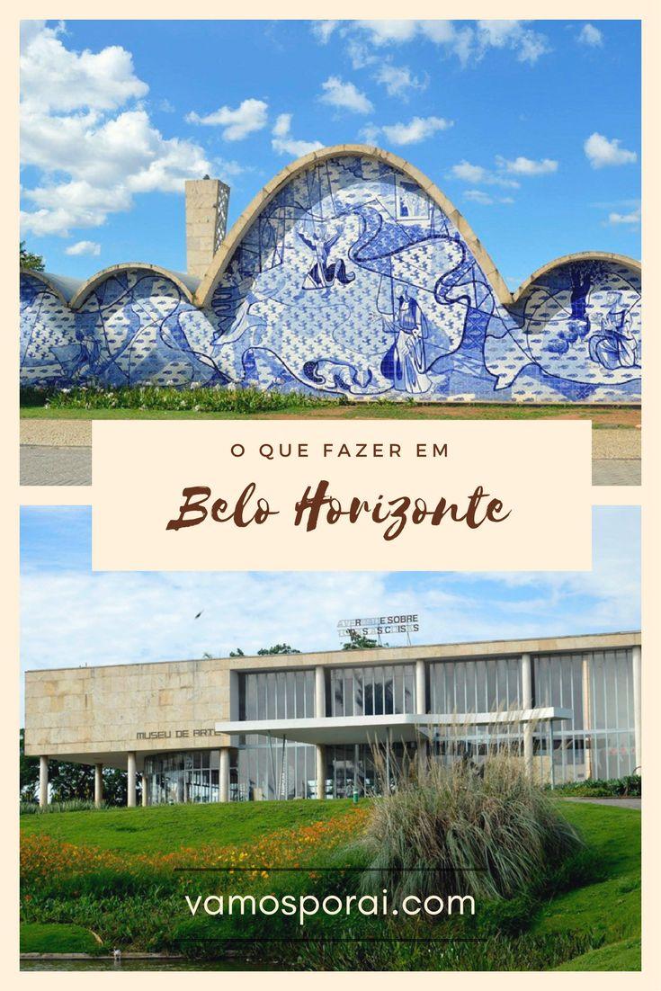 Vai visitar Belo Horizonte? Conheça a Igrejinha da Pampulha, o Casa de Baile, a Praça da Liberdade e muito mais.