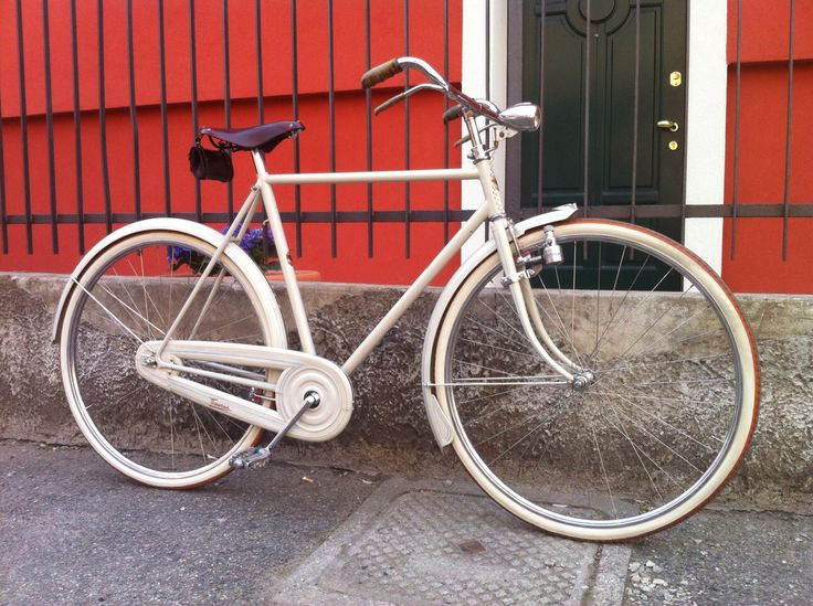 Taurus Preval >> A vintage bike from Italian manufacturers, Taurus.