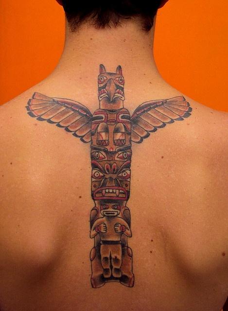 Totem Tattoos