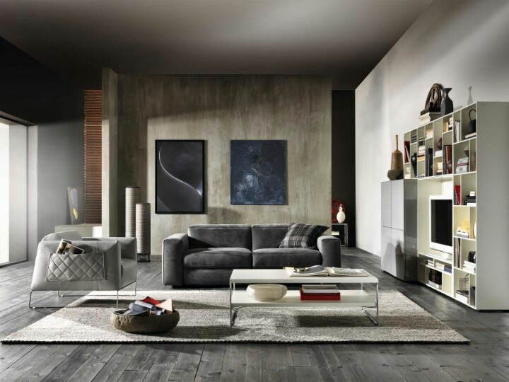 17 best Natuzzi images on Pinterest Canapes, Modern couch and - wohnzimmer modern und alt