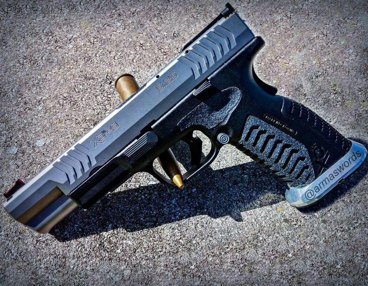 Manufacturer: Springfield Armory Mod. XDm 5.25 Competition Type - Tipo: Pistol Caliber - Calibre: 9 mm Capacity - Capacidade: 19 Rounds Barrel length - Comp.Cano: 5.25 Weight - Peso: 822...
