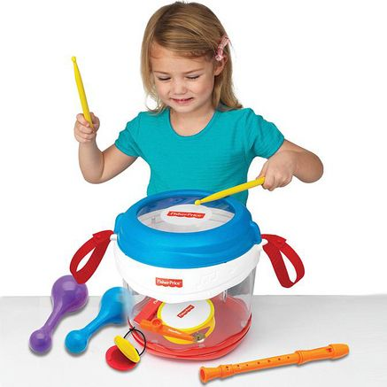 Fisher-Price® 'On-The-Go' Musical Instruments 40