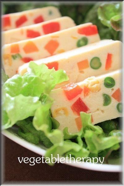 マクロビ☆お豆腐テリーヌ by つづみさん   レシピブログ - 料理ブログ ...