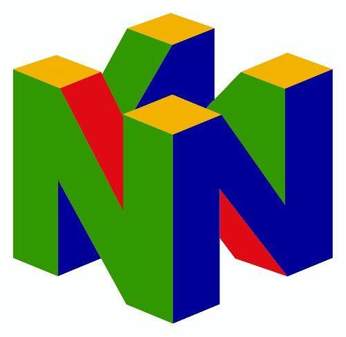 Dit logo bestaat uit een 3D tekening die uit 4 N letters bestaat. Dit logo is gemaakt voor de N64 nintendo entertainment systeem. Het heeft 4 N'en ondat het het eerste nintendo 3D console was. Ik vind het logo heel lelijk omdat hwt er te simpel uitziet.