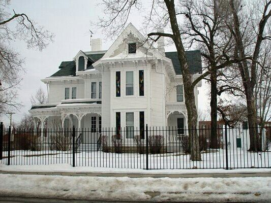 President Harry S Truman's home in Independence Missouri