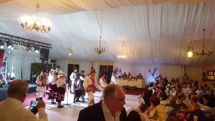 Dansatori Nunta Bucuresti - Dans popular Calus si Olteneasca 2017