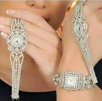 Love diamond watch😍😍