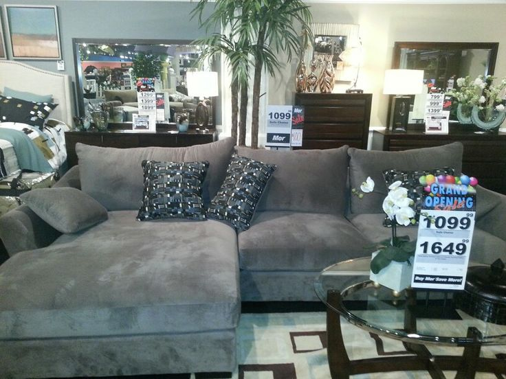 Mor Furniture Sectional