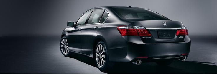 The re-designed 2013 Honda Accord Concept
