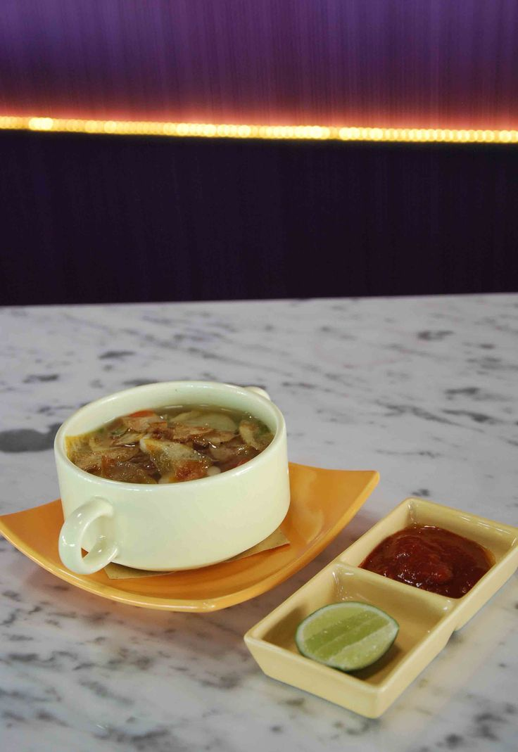 """""""Soto Ayam"""" Indonesian Traditional Clear Chicken Soup"""