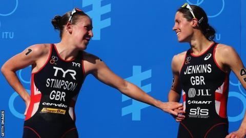 Rio 2016: Helen Jenkins & Jodie Stimpson race for final GB Olympic spot