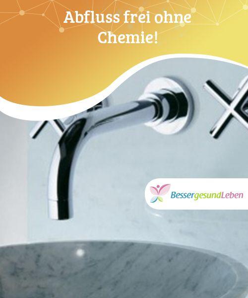 Die besten 25+ Waschbecken abfluss Ideen auf Pinterest Abfluss - wasserhahn f r k chensp le