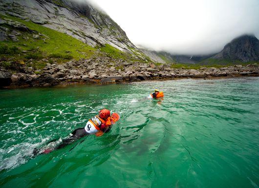 Ultimate Adventure Bucket List 2011 -- National Geographic Adventure. Complete the Explore Sweden Adventure Race.