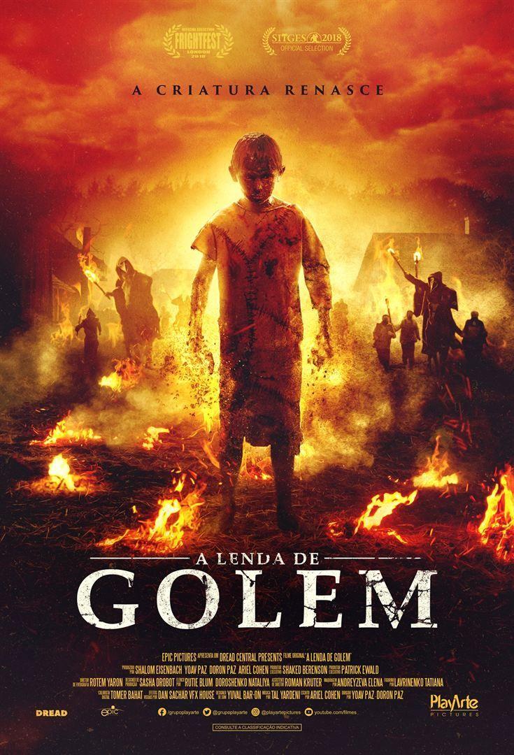 A Lenda De Golem Online Hd Ver Filmes Completos Melhores Filmes De Terror Filmes Terror Dublado