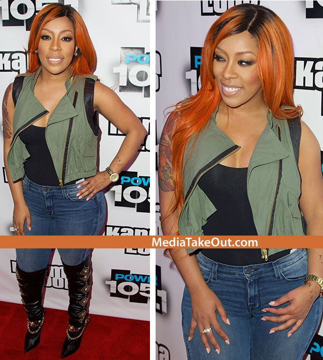 17 Best images about K Michelle hairstyles on Pinterest ... K Michelle Before And After Body