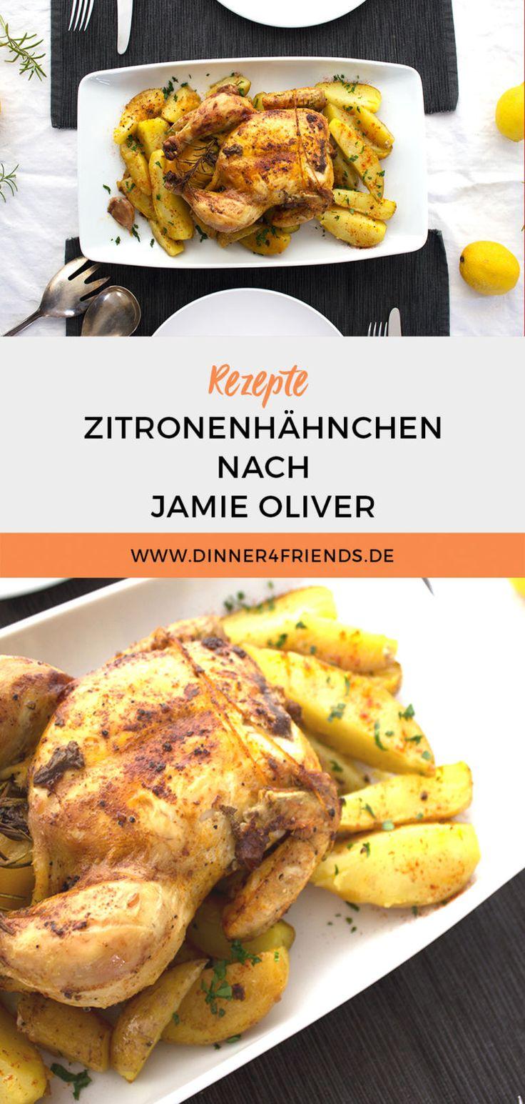 Jamie Oliver Hähnchen