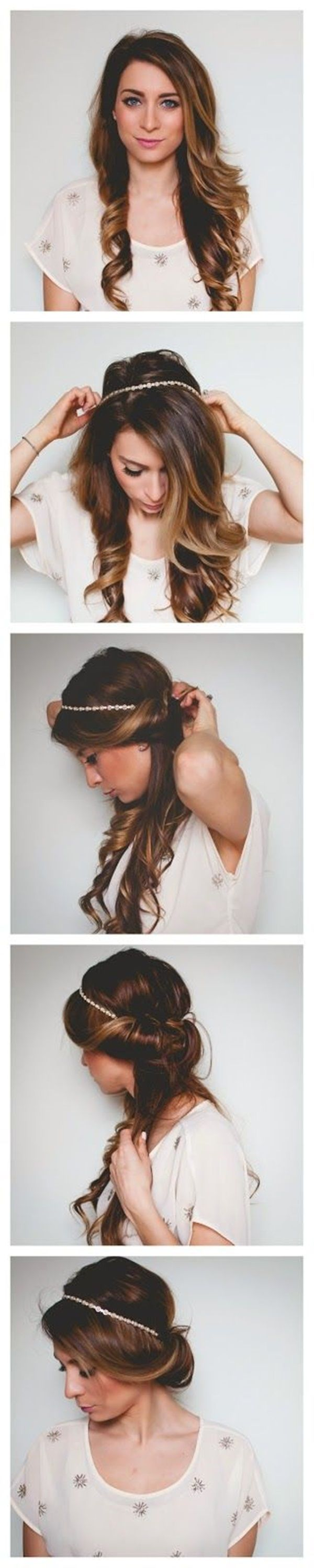 best hair images on pinterest cute hairstyles casual