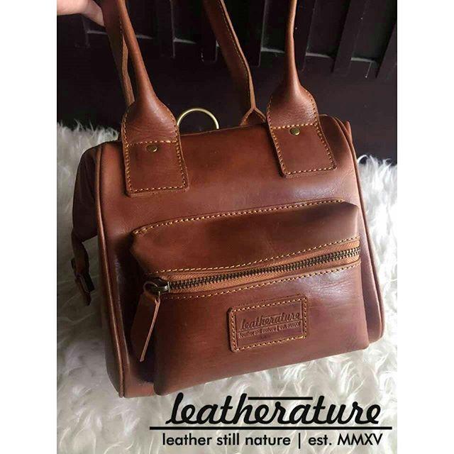 """New Arrival  Cornetta Backpack PULL UP LEATHER Genuine leather Uk 25x23.5cmx15.5cm  IDR 750.000  #leatherbag #leather #backpack #womenfashion #genuineleather #kulitasli #taskulit #taswanita #livefolk #localbrand #indonesia #produkasli #fashion #bestseller #newarrivals #jelajah #traveling #travelblogger #instagood #leathergoods"" by @leatherature.id. #pic #picture #photos #photograph #foto #pictures #fotografia #color #capture #camera #moment #pics #snapshot #사진 #nice #all_shots #写真…"