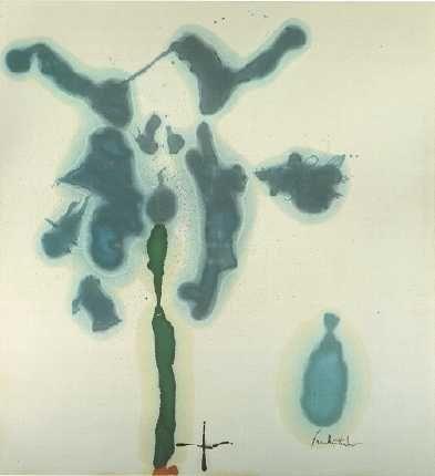 "Helen Frankenthaler - ""Arcadia"""