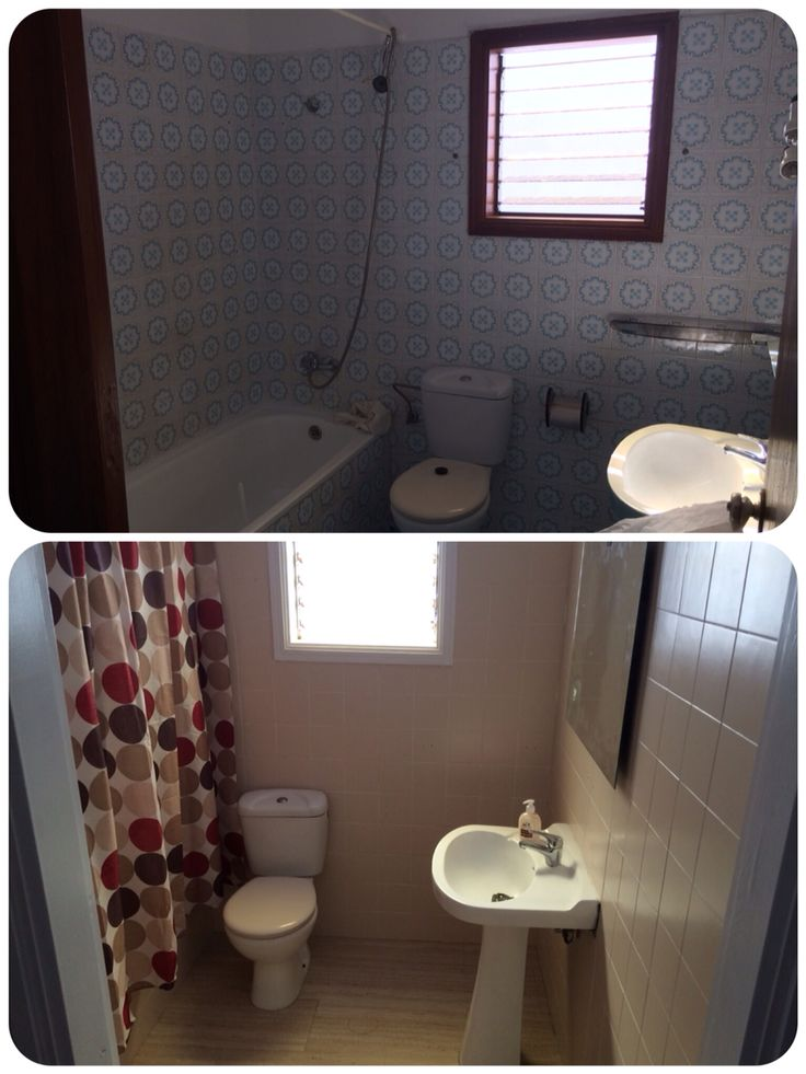 Nuevo baño sin obras