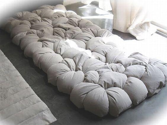 air mattress vs self inflating pad