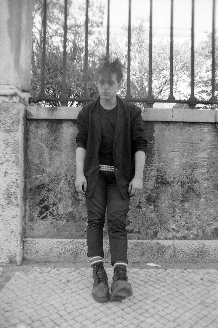 João Baptista, punk com reminiscências góticas