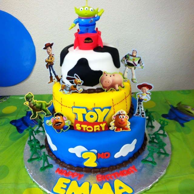 316 Best Toy Story Birthday Party Images On Pinterest Anniversary