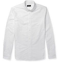 A.P.C. - Button Down Collar Oxford Shirt