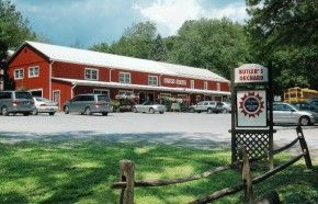 Butler's Orchard in Germantown: pick-your-own berries and farm market