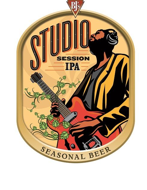 Happy National IPA Day! We will be drinking plenty of the latest craft beer creation, BJ's® Studio Session IPA! #BjsRestaurants #BjsBrewhouse #CraftBeer #Beer