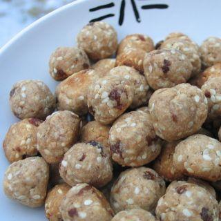 Sezamové hrudky