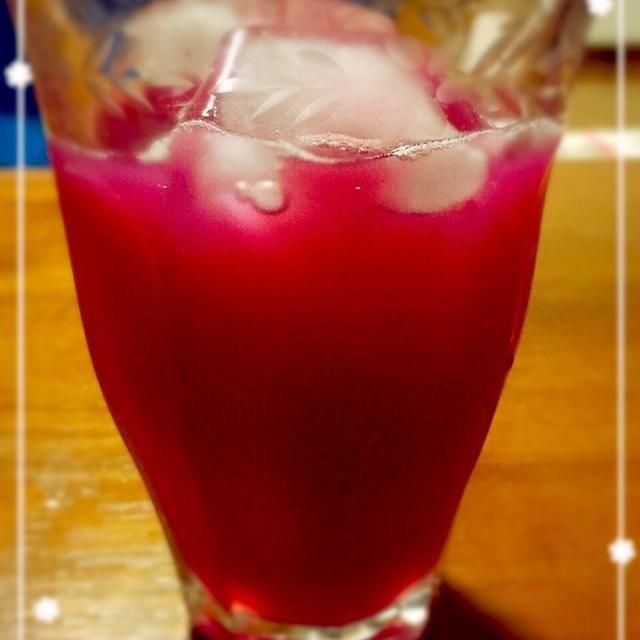 大量にもらったぶどうでジュースを作りました! - 12件のもぐもぐ - ぶどうジュース by akko614