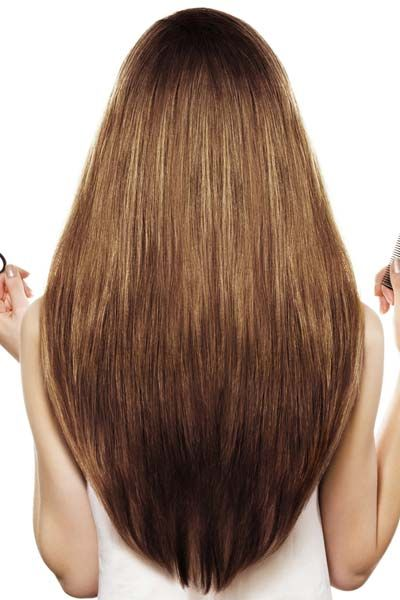 thinking im gonna get my next haircut in a U :) love that it has movement with or without layers!