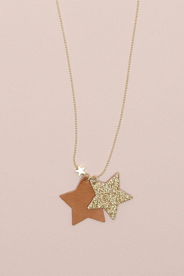 bijoux Traverso dore 100% cuir - paillette - métal - autres accessoires Woman - Des Petits Hauts