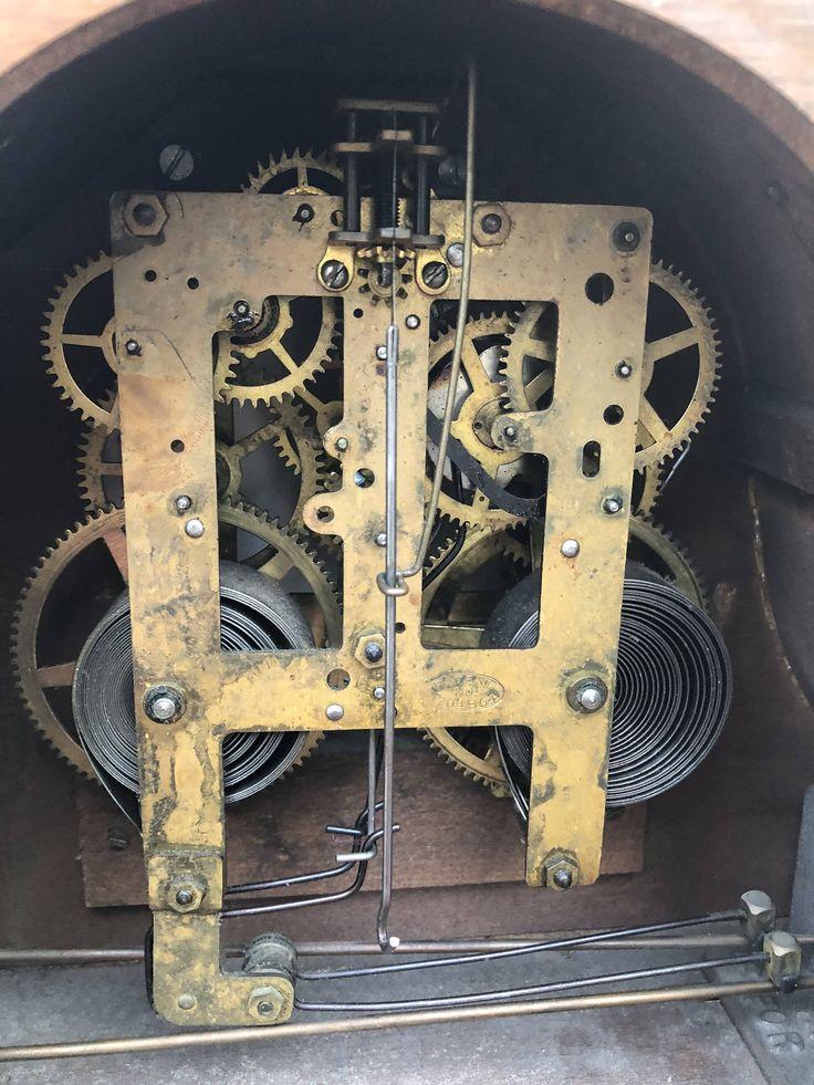Clock Repair Closing Punches 7pc