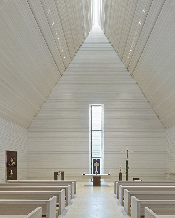 Bruckner&Bruckner Chapel of St. John the Baptist International Prize for Sacred Architecture 2016 - Special Mention Berlin