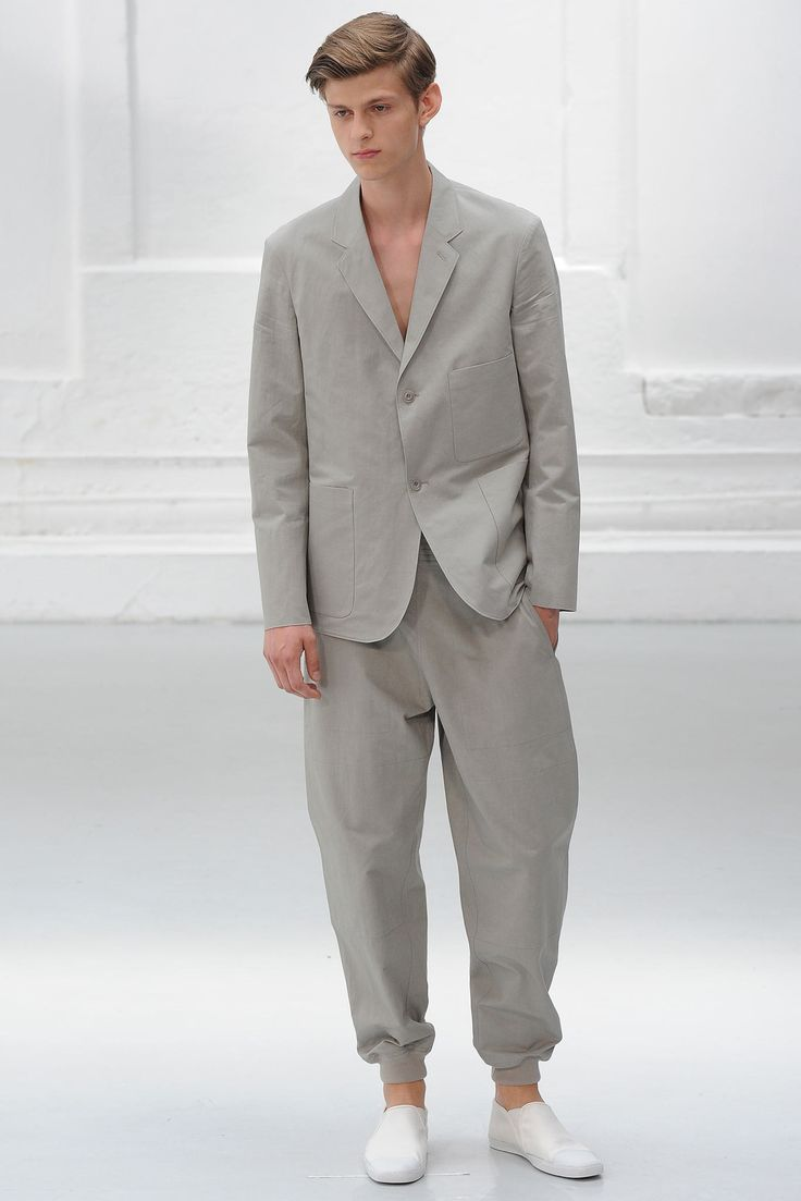 Lemaire Spring 2015 Menswear - Collection - Gallery - Style.com