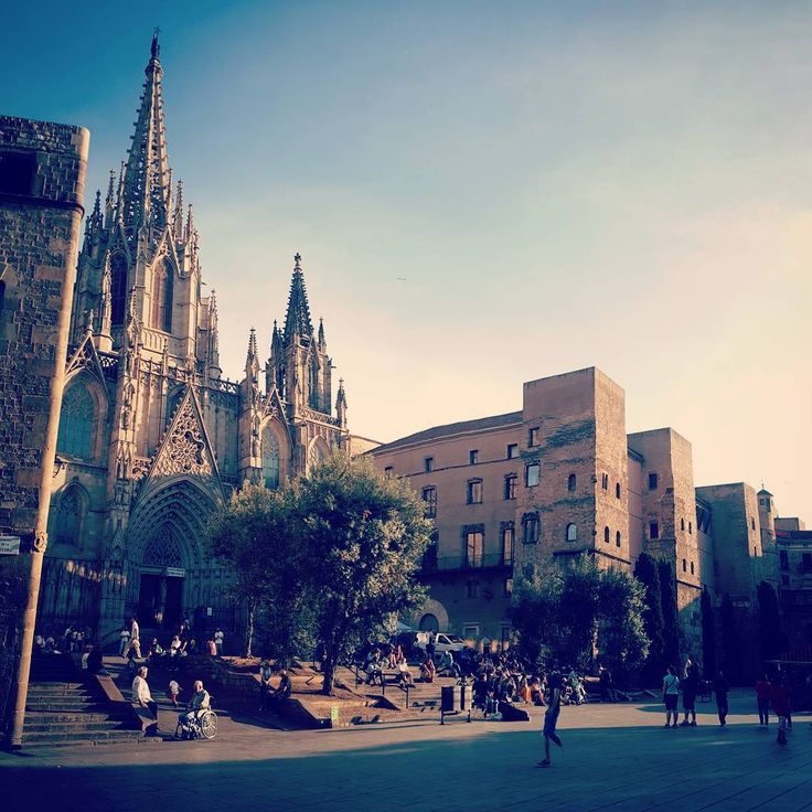 Barcelona's Cathedral - Catedral de Barcelona