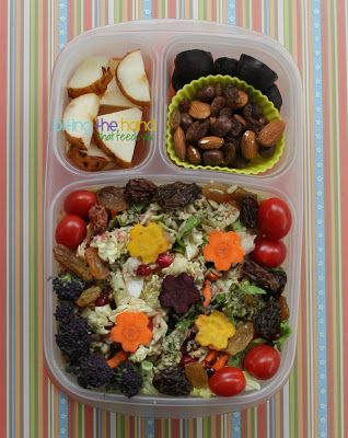 A Boy & His Lunch: Prep Once, Pack Easy Lunches All Week! - Guest Post by Biting the Hand That Feeds You