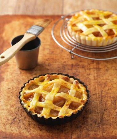 [BY 브레드가든] 오븐 빵&케익 만들기 [오븐] 사과파이 버터 사용법2 - 차가운 버터 이용법 확대보기 난...