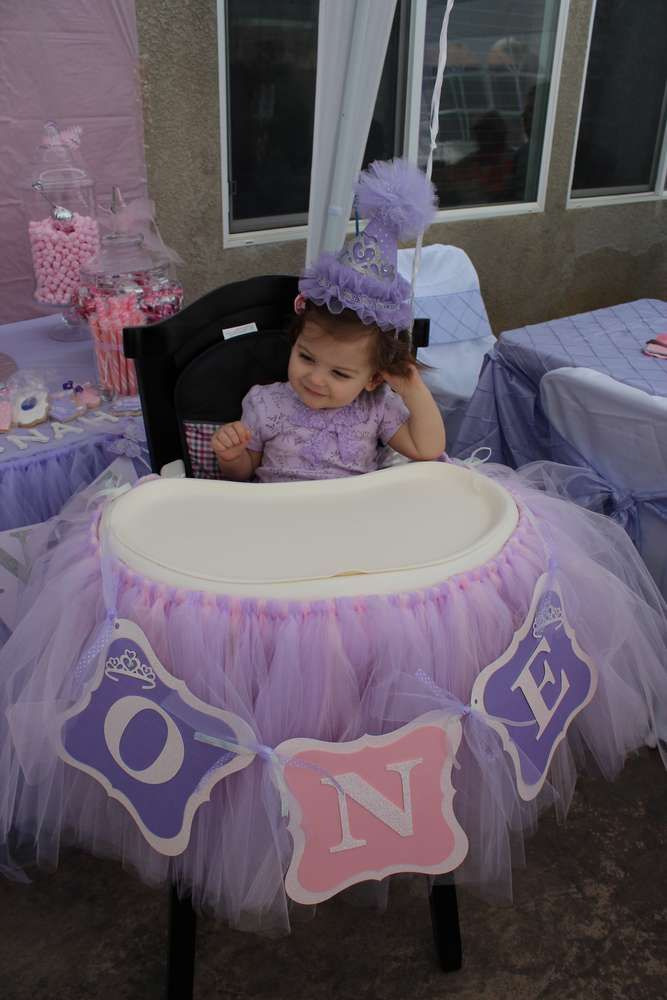 Sofia the First Birthday Party Ideas | Photo 15 of 29 | Catch My Party