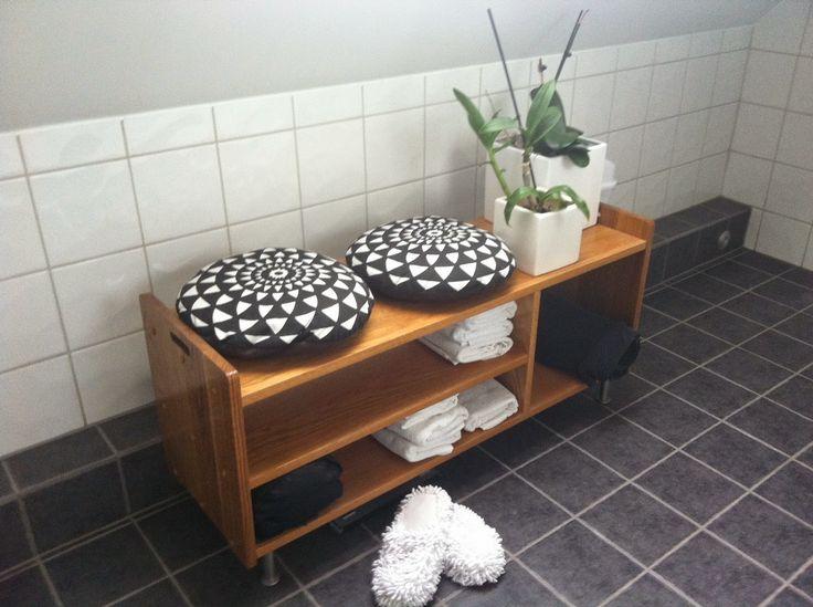 Bildresultat för badrum bänk Vitvaror Pinterest Sök