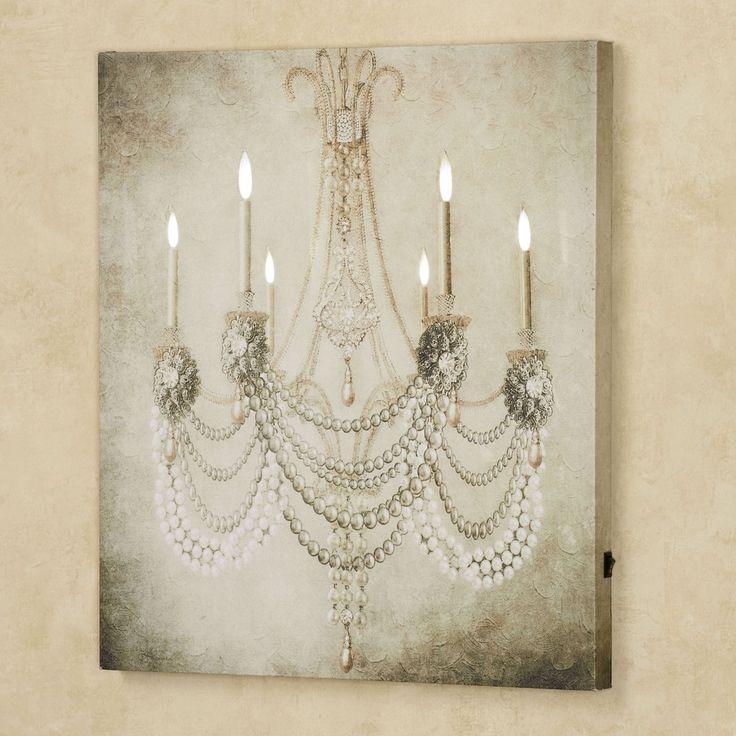 Les 252 meilleures images propos de deco sur pinterest for Decoration murale eclairee
