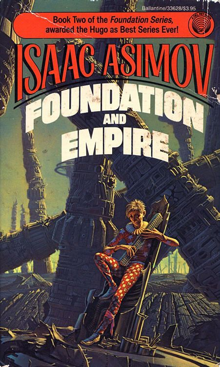 Foundation And Empire (1952) – Isaac Asimov – Book Review | HellInSpace