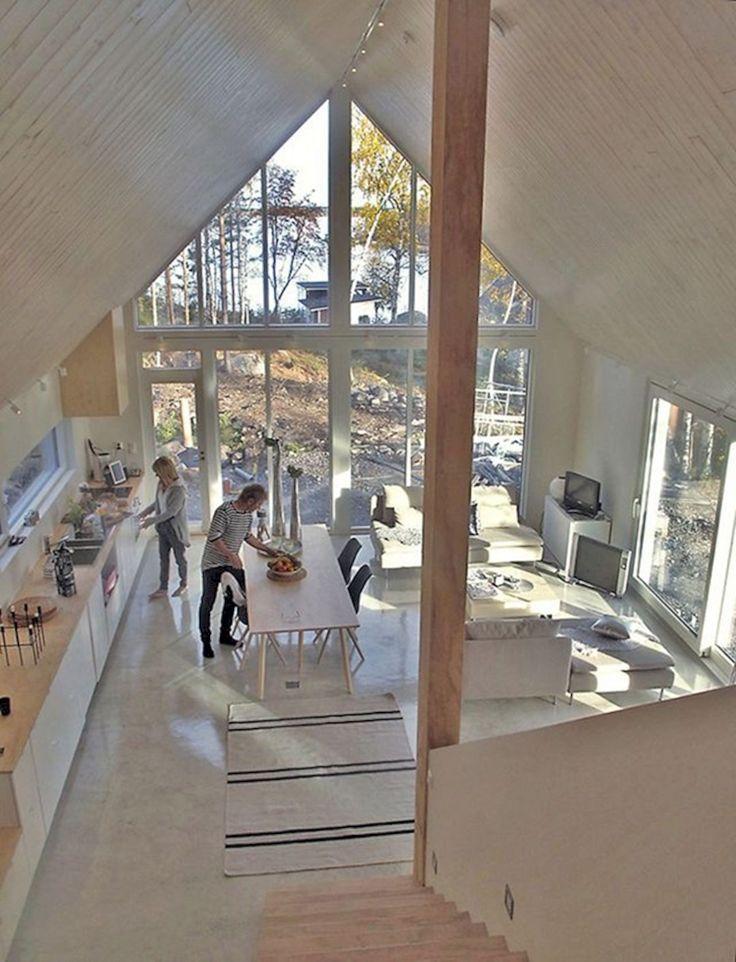 """Wanaka House: Eine """"neue Landschaft"""" des Hauses mit einem Glas- und Holzpavillon"""