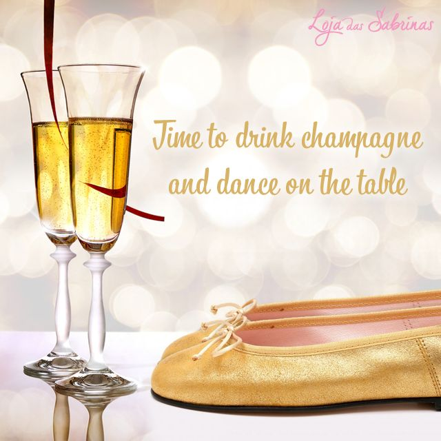 Brilho e conforto não podem faltar na última noite do ano! Encontre o par certo para dançar e dar as boas vindas a 2016: http://www.lojadassabrinas.com/product/goldfinger