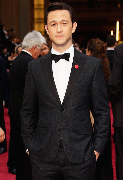 Joseph Gordon-Levitt attends the Academy Awards in February 2015...