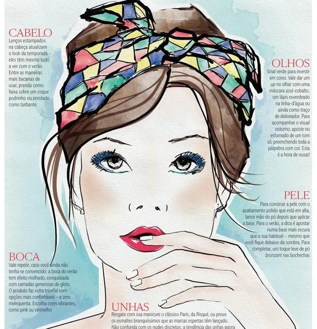 Guia de #Beleza!  Tudo para você ficar ainda mais linda nesse #Verão!  #ChicCloset  http://vogue.globo.com/beleza/maquiagem/noticia/2013/11/cara-do-verao-o-caminho-das-pedras-para-o-necessaire-da-temporada.html